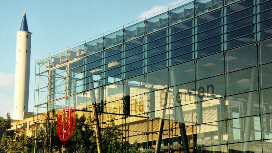 University of Bremen - Glashalle building