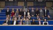 2015 Undergraduate prize winners