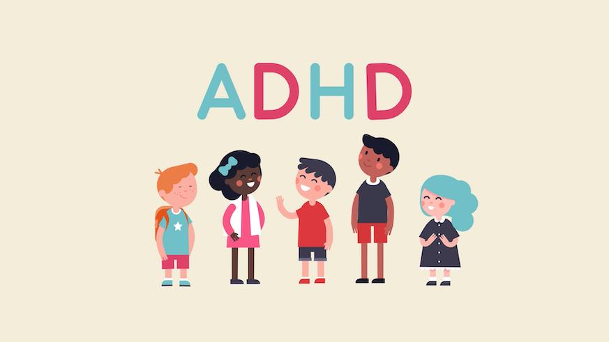 ADHD animation
