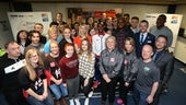 Mo Farah at Mo Inspires event