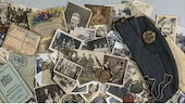 History and heritage stock image