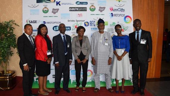 Delegates at the Nigeria Energy Forum