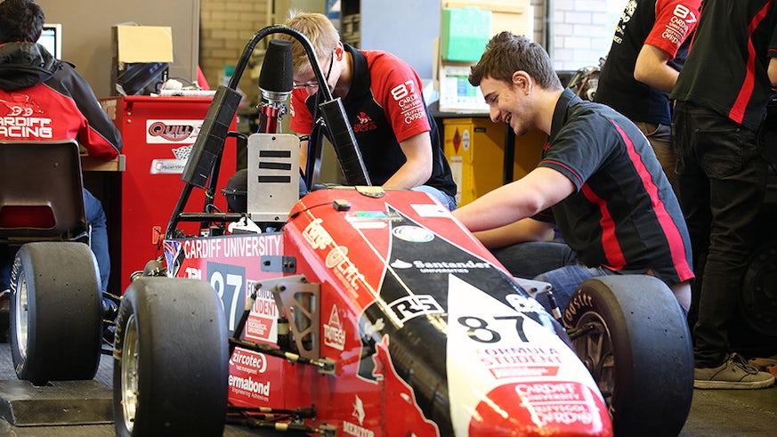 Cardiff Racing