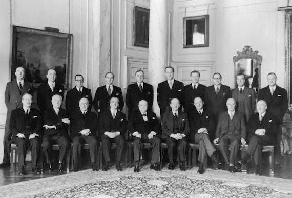 Churchill's cabinet