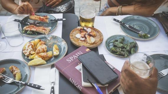 A Spanish culinary feast