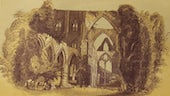 Tintern Abbey, in Robert Taylor, Taylor's illustrated guide to the banks of the Wye (1854)