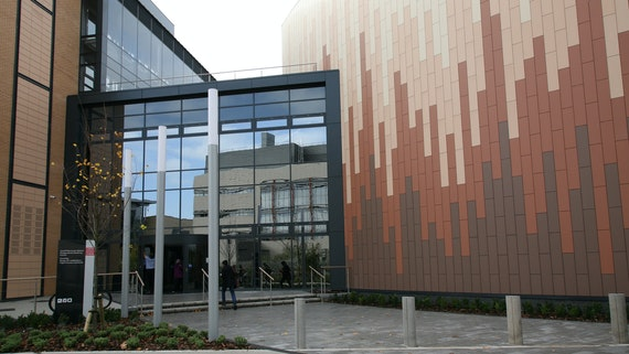 Cardiff Business School New Building