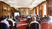 Glamorgan building committee rooms