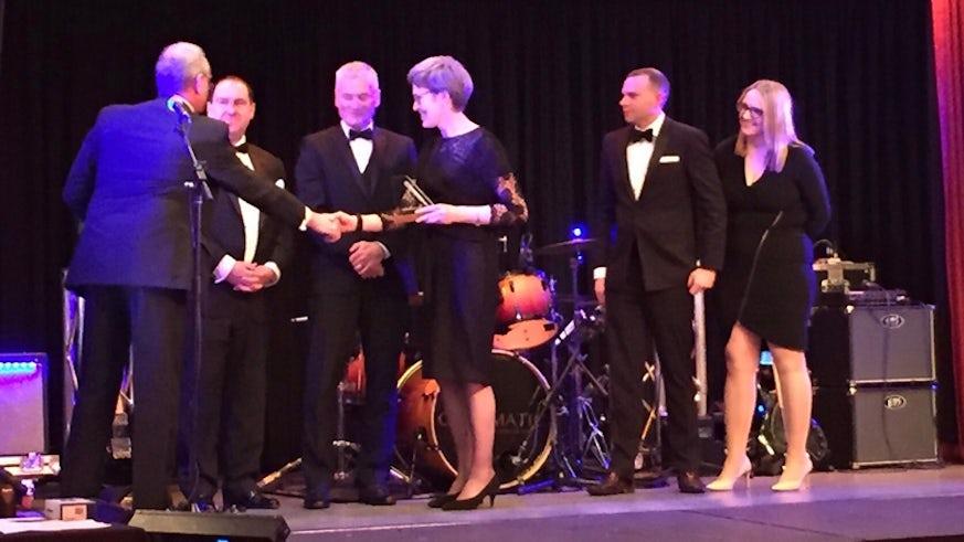 Rachel Hargest award