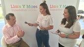Llais y Maes interviewing Alun Cairns