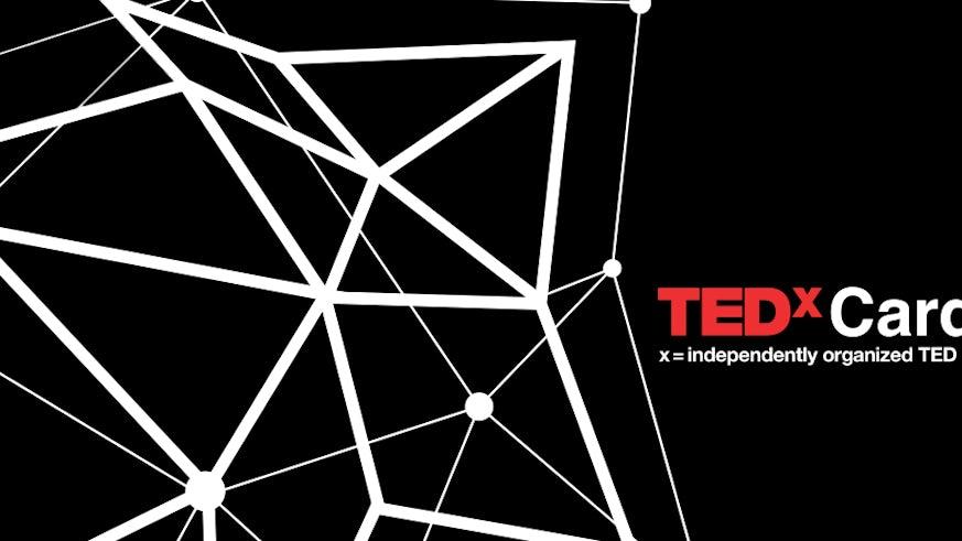 TEDx Cardiff logo