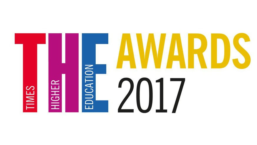 THE Awards 2017 Logo