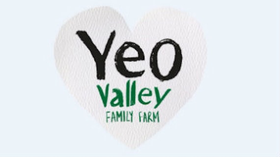 Logo of Yeo Valley