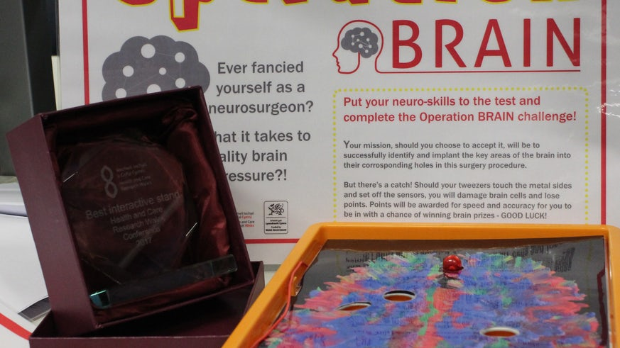 Operation Brain award