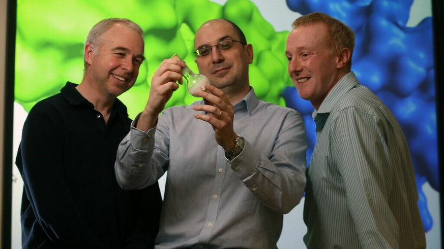 3 scientists look at stem cells