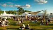 Hay Festival site - Finn Beales