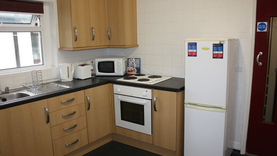 Kitchen in Student Houses/Flats Village 1 Bed Flat