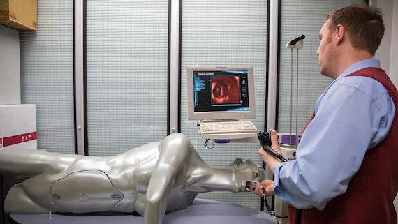 Endoscopic Simulator Course - Welsh Institute for Minimal