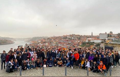 BSc Architecture fieldtrip to Porto