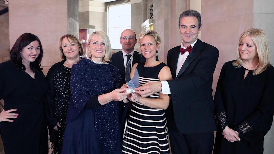 Creative Cardiff awarded Innovation in Partnership award