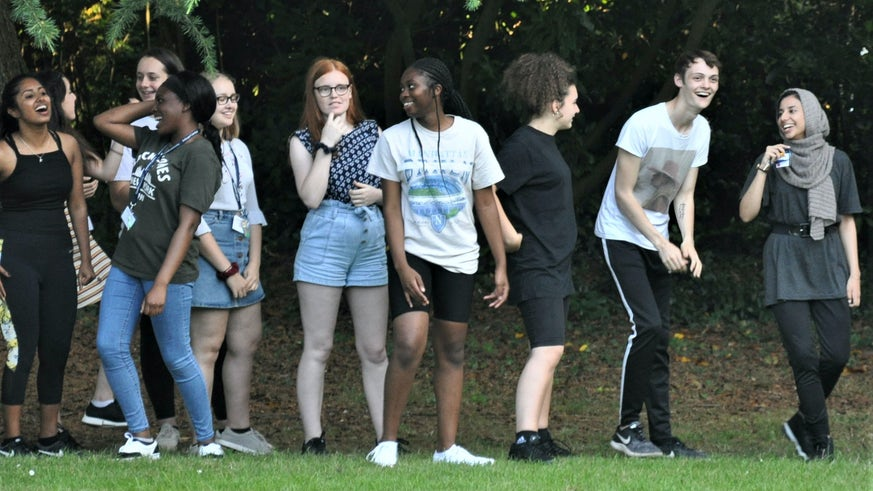 Sutton Trust young people