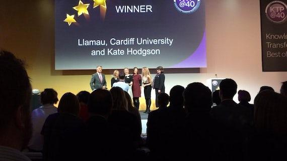 Llamau KTP awards
