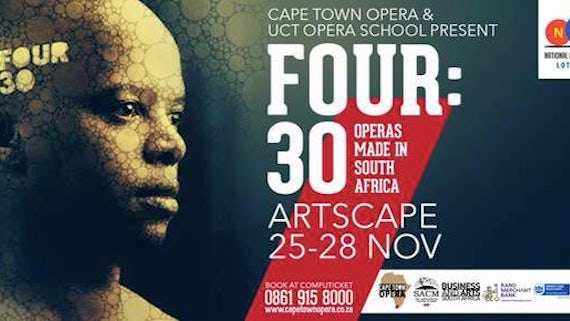 Poster for Four:30 Operas