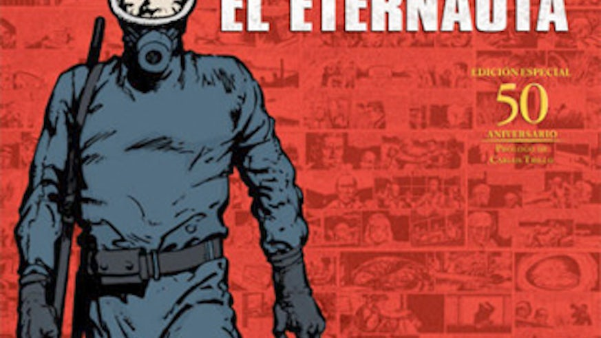 El Eternauta comic cover