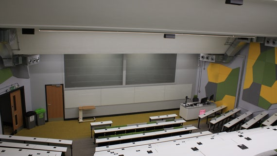 Large Shandon Lecture Theatre