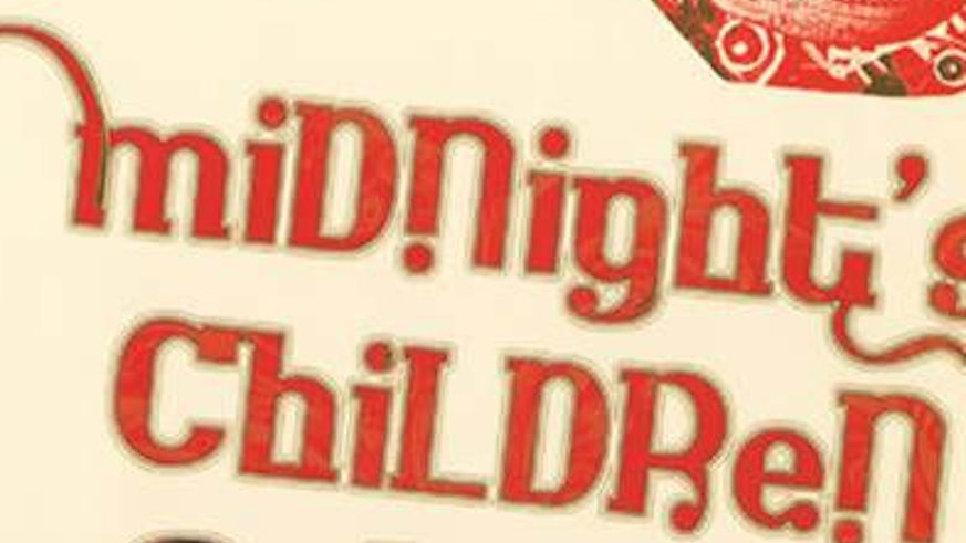 front cover of Midnight's Children