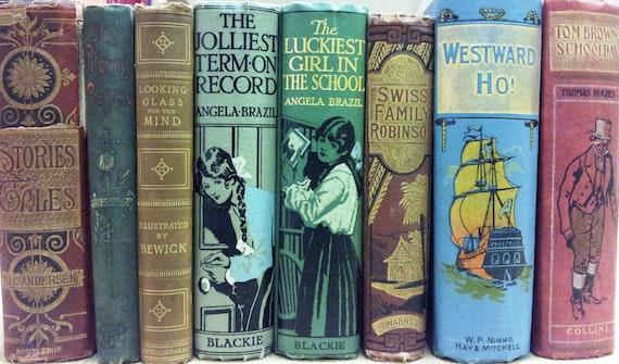 Selection of children's literature
