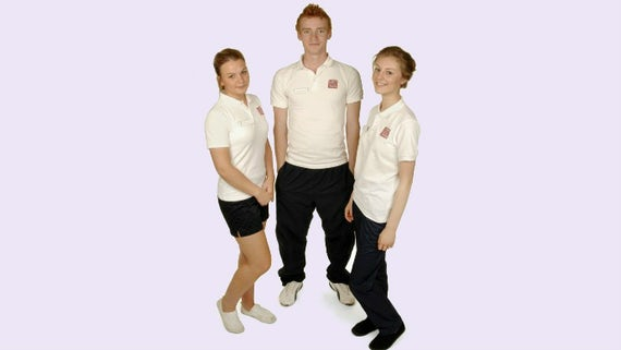 Physiotherapy Uniform for Practical Classes and Placement'