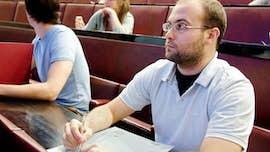Postgraduate research student.