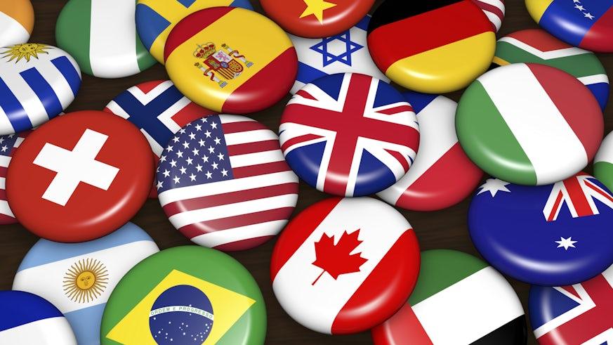 International Badges