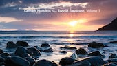 Front cover of the CD sleeve for Kenneth Hamilton's new CD
