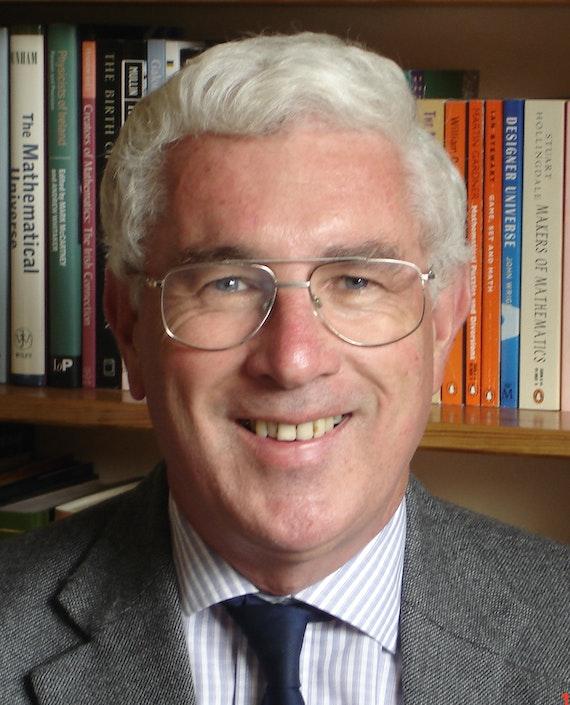 Professor John Graham McWhirter