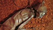 Bog body featured in Bog Bodies Uncovered
