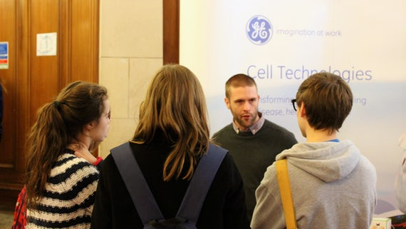 Cell Technologies at Careers Science Fair