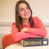 Ekaterina Kulit, former Public Service Interpreting student