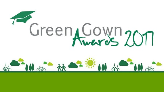 Green Gown Awards Logo