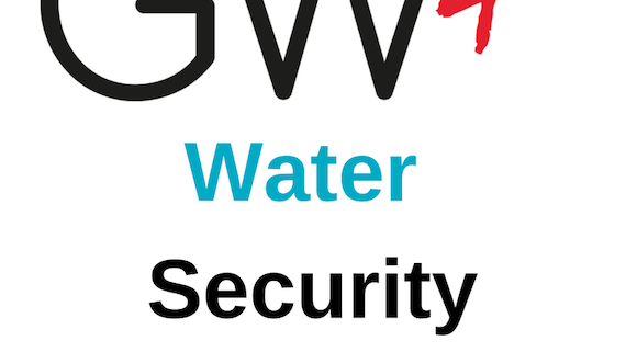GW4 Water Security Logo