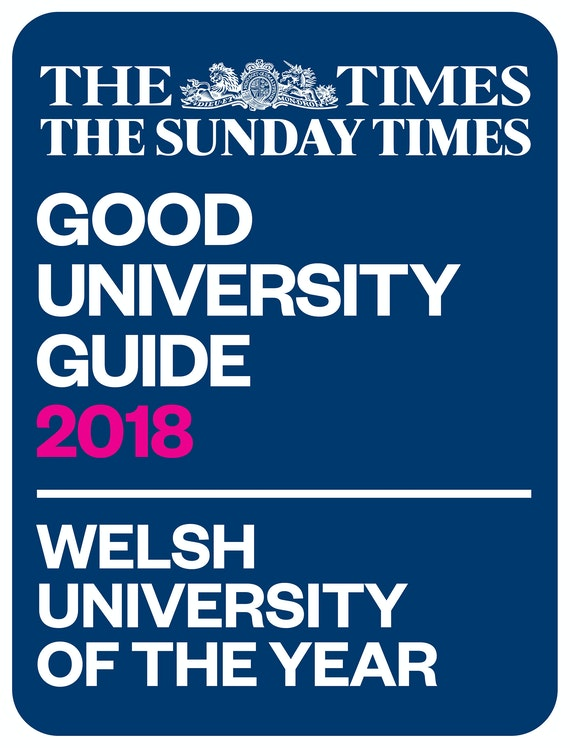 Times Good University Guide - Welsh University of Year