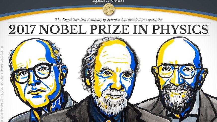 Nobel Prize Physics Laureates