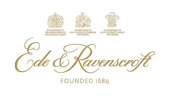 Ede & Ravenscroft logo