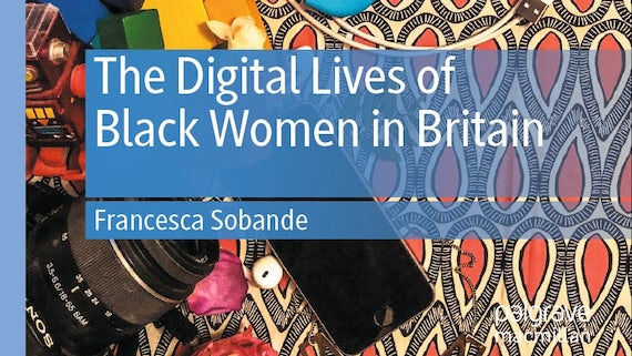 The Digital Lives of Black Women in Britain book cover