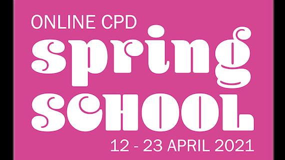 Spring Online School logo