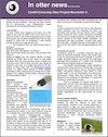 In otter news newsletter 2013