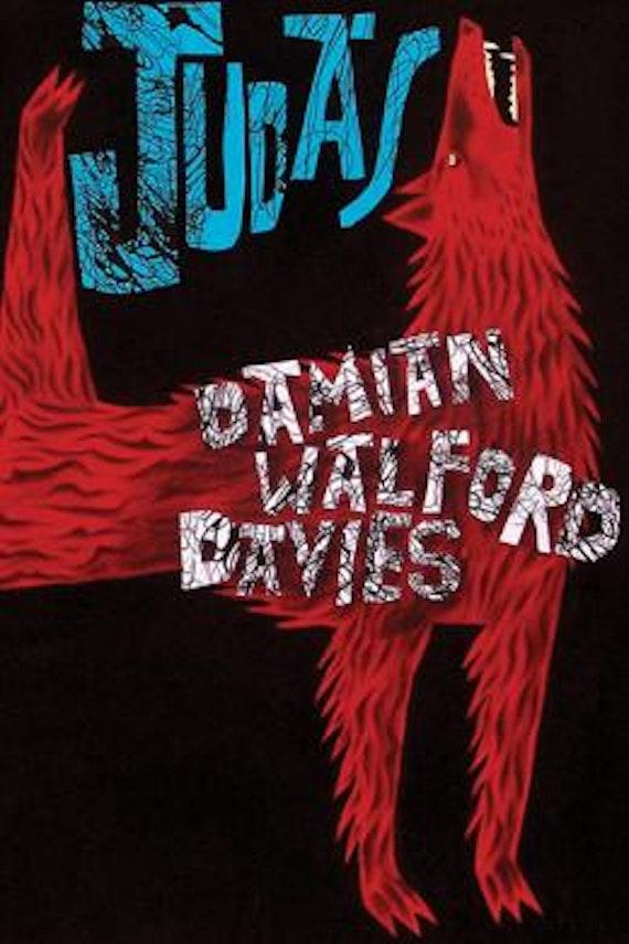Judas book cover