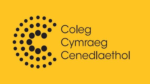 Coleg Cymraeg logo