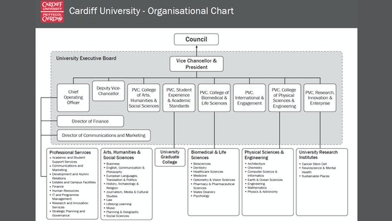 Organisational Chart Cover on It Governance Organizational Structure